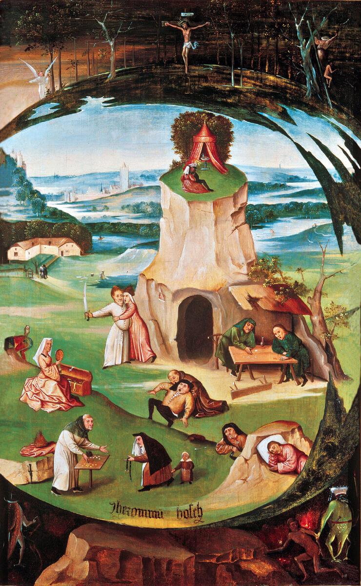 LArte Magica della Dinastia Brueghel a Torino