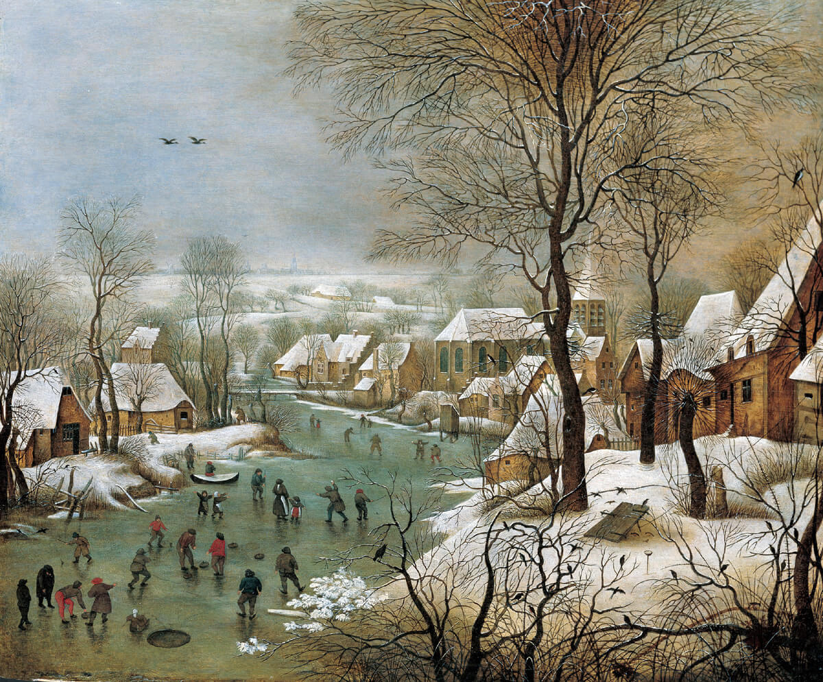 Dinastia Brueghel Larte magica tradizione di famiglia