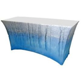 Spandex Stretch Table Cover