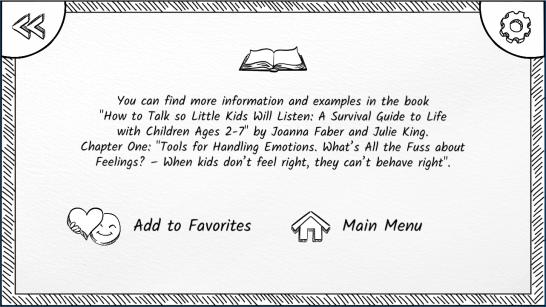 Ekran odwołania do książki