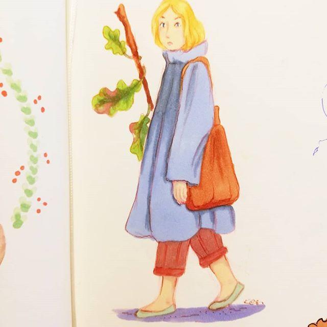 Instagram - Włóczykij... #włóczykij #muminki #sketchbook #drawing #ilustracjadladzieci #art #artwork #illustrator #analogillustration #people #characterdesign #magical #atmosphere #dailyart #characters #portrait #instaart #cartoon #doodle #szkic #szkicownik #rysunek #copics #kurecolour #kuretake #markery