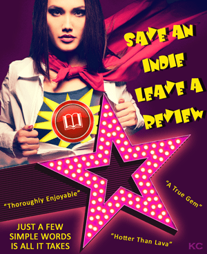 SAVE INDIE AUTHORS, LEAVE A BOOK REVIEW