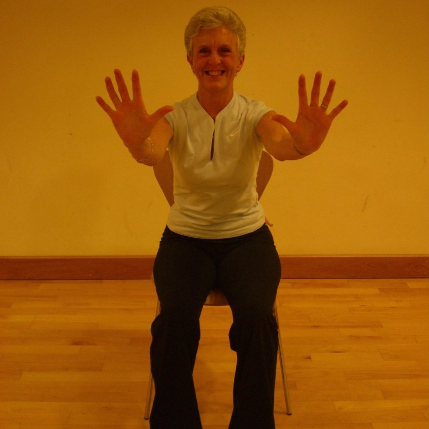 Over 60s Exercise Class