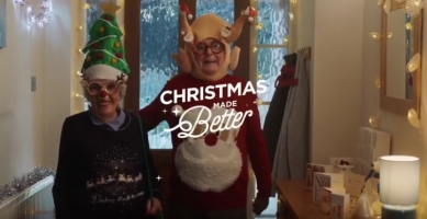 <h5>Asda: Christmas Made Better <br> Traktor / Rattling Stick</h5><p>                                                                                                                                                                                                                                                                                                                                                                                                                                                                                                                                                                                                                                                                                                                                                                                                                                                                                                                                                                                                                                                                                                                                                                                                                                                                        </p>