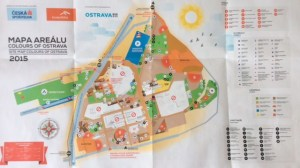 festival map plan colours of ostrava