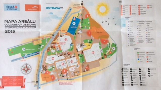 festival map plan colours of ostrava experience