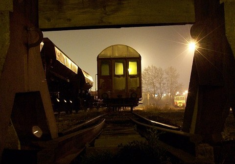 night train wagon