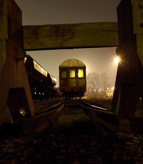 night train wagon
