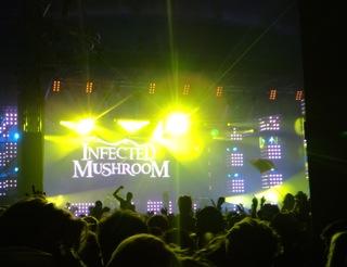 infected mushroom sziget