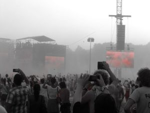 Colour party Sziget