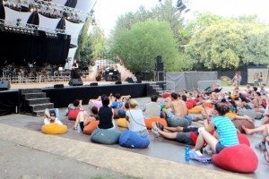 Sziget day 4 classical and jazz stage