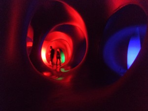 Luminarium at Sziget 2014