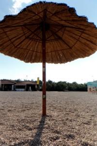 sun shade zrce beach