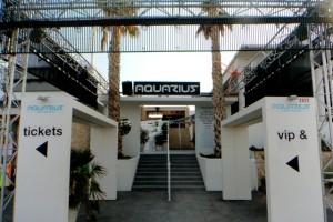 Aquarius club palms vip tickets Zrce beach