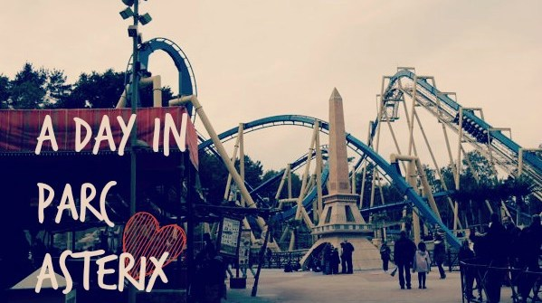 day in parc asterix cover photo roller coaster obelisk