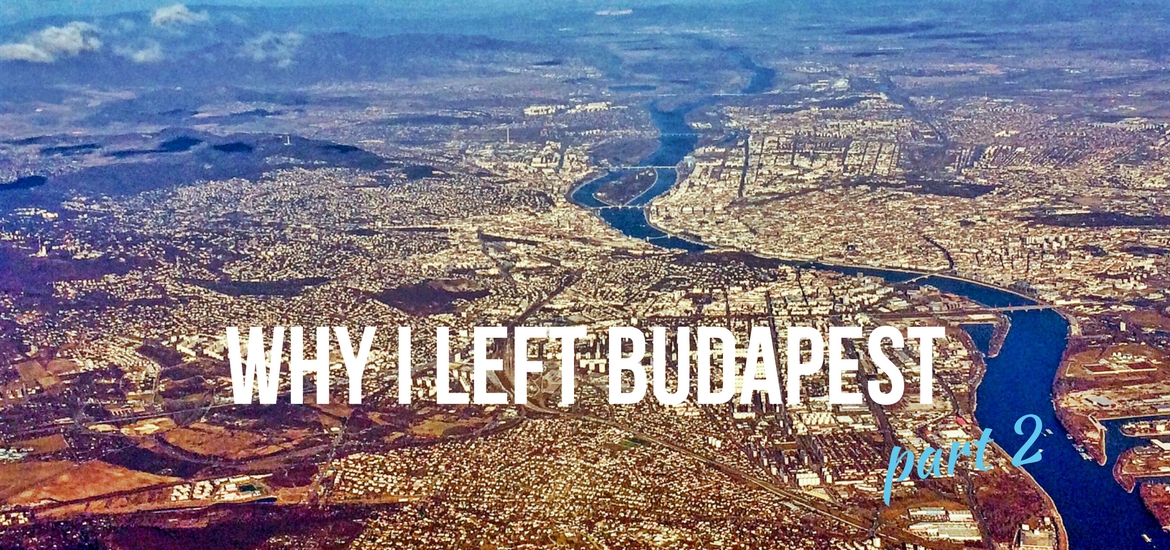 Budapest plane aerial photo bird eyes view panorama