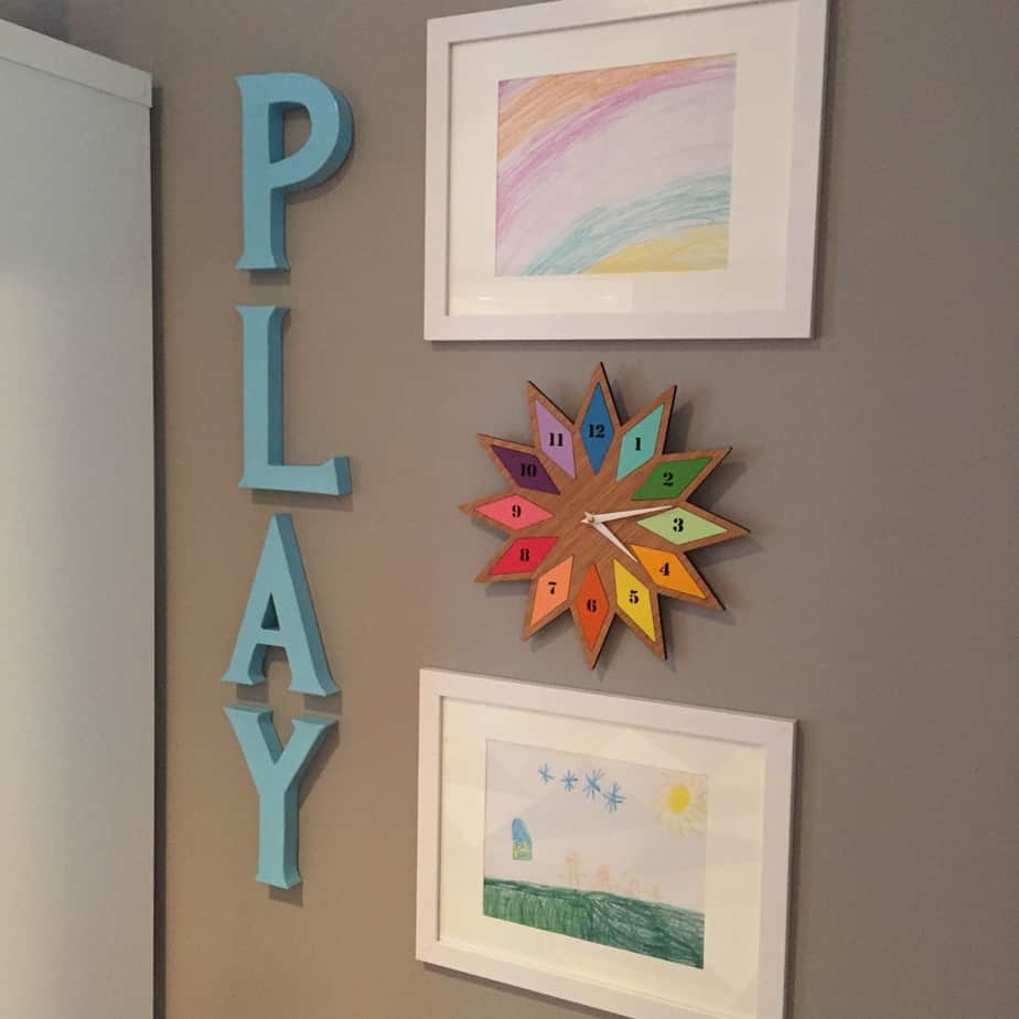 3 tips for finding affordable wall decor for playrooms and kids