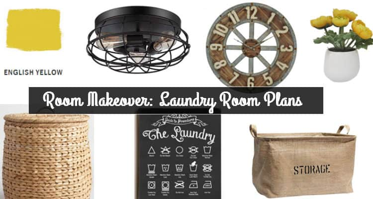 Room Makeover: Laundry Room Plans