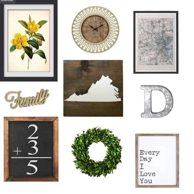 Gallery Wall Ideas: 17 Ways to Personalize Your Art Collection
