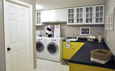 Our Laundry Room is Featured on Apartment Therapy (!!!)