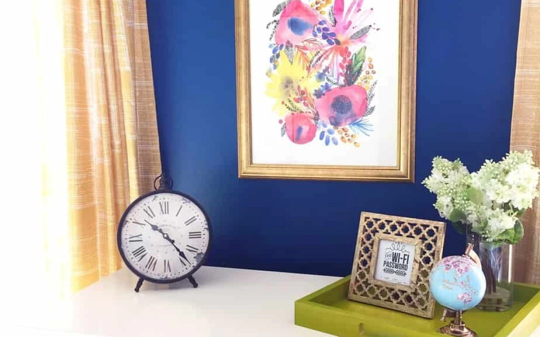 5 Simple Guest Room Essentials