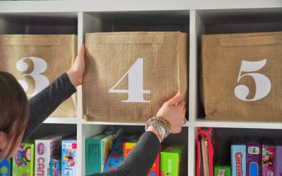 How to Organize Your Playroom Once and For All in 5 Easy Steps
