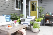 5 Affordable Outdoor Living Ideas 'll Copy