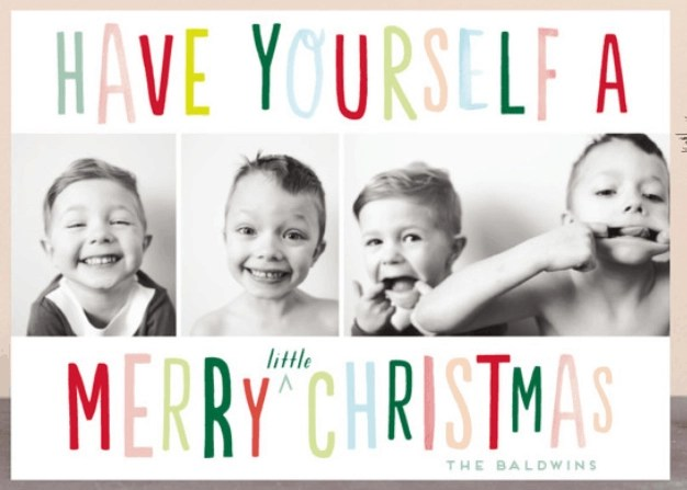 How to Coordinate Family Outfits for Holiday Photos + My Favorite Minted Cards (So Far!)