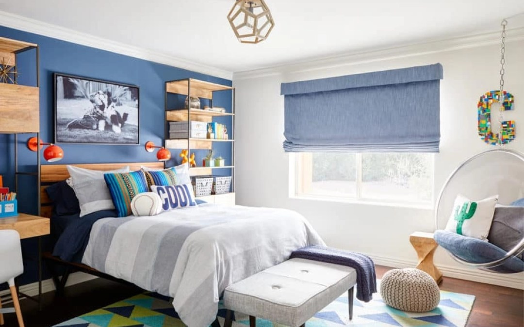 7 Colorful Boys Room Ideas You'll Love