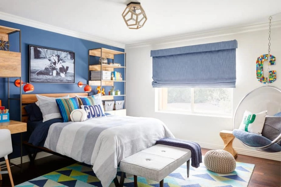 colorful boys room ideas 1