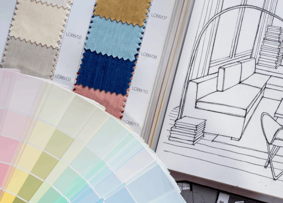 How to Match Paint and Fabric Colors (The Easy Way!)