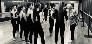 Choreography teaching
