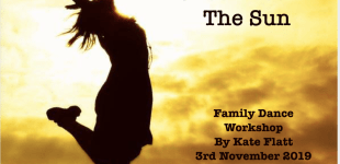 Workshop: Nov 3rd Once Around the Sun!