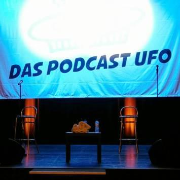 Comedy ohne Zwang zur Pointe: zu Gast beim Podcast Ufo