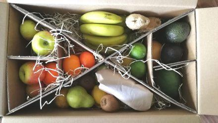 Etepetete im Test: Bio-Obst aus der Box
