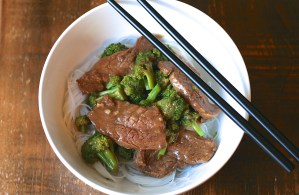 Do the Hard Thing: Weeknight Meals/Flank Steak and Broccoli Stir Fry