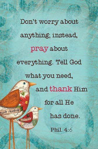 Do the Hard Thing: Pray