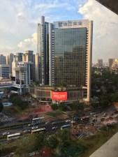 Travel Day to Guangzhou