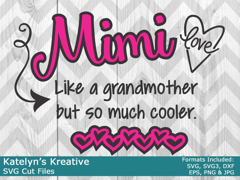 Download Mimi But Cooler SVG Files