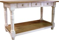 French Country French Country Kitchen Island Work Table ...