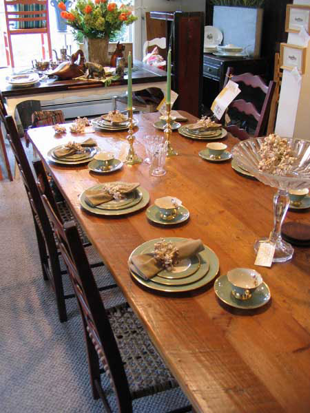 french country farm table and chairs sports chair with shade vintage wood top 5