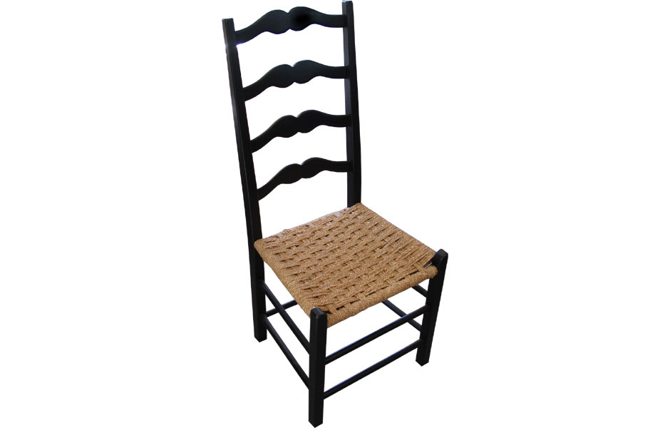 French Country Ladderback Chair  French Country Dining