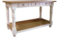 French Country Kitchen Island Work Table | French Country ...