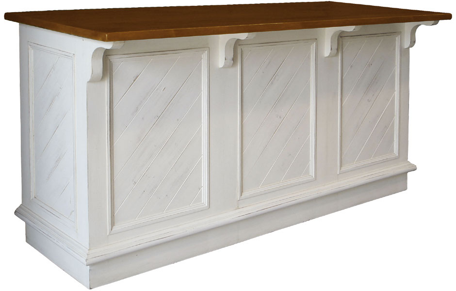 cherry furniture living room gray wall paint french country kitchen island three vertical drawers ...