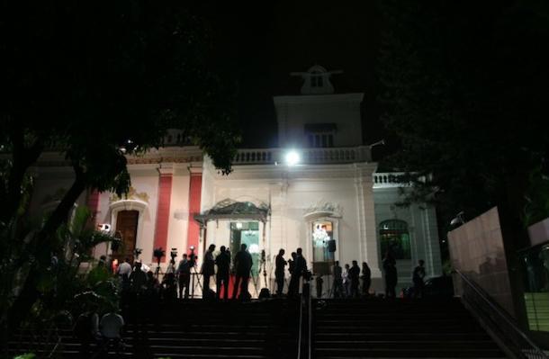 Miraflores Venezuela Media