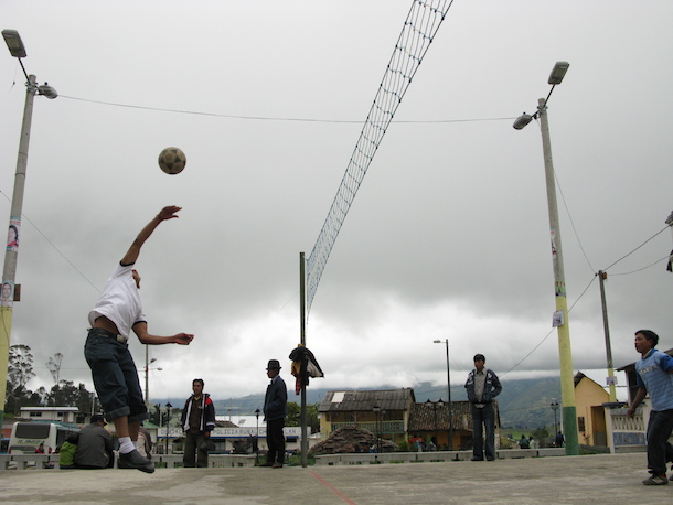 Ecuador Volleyball