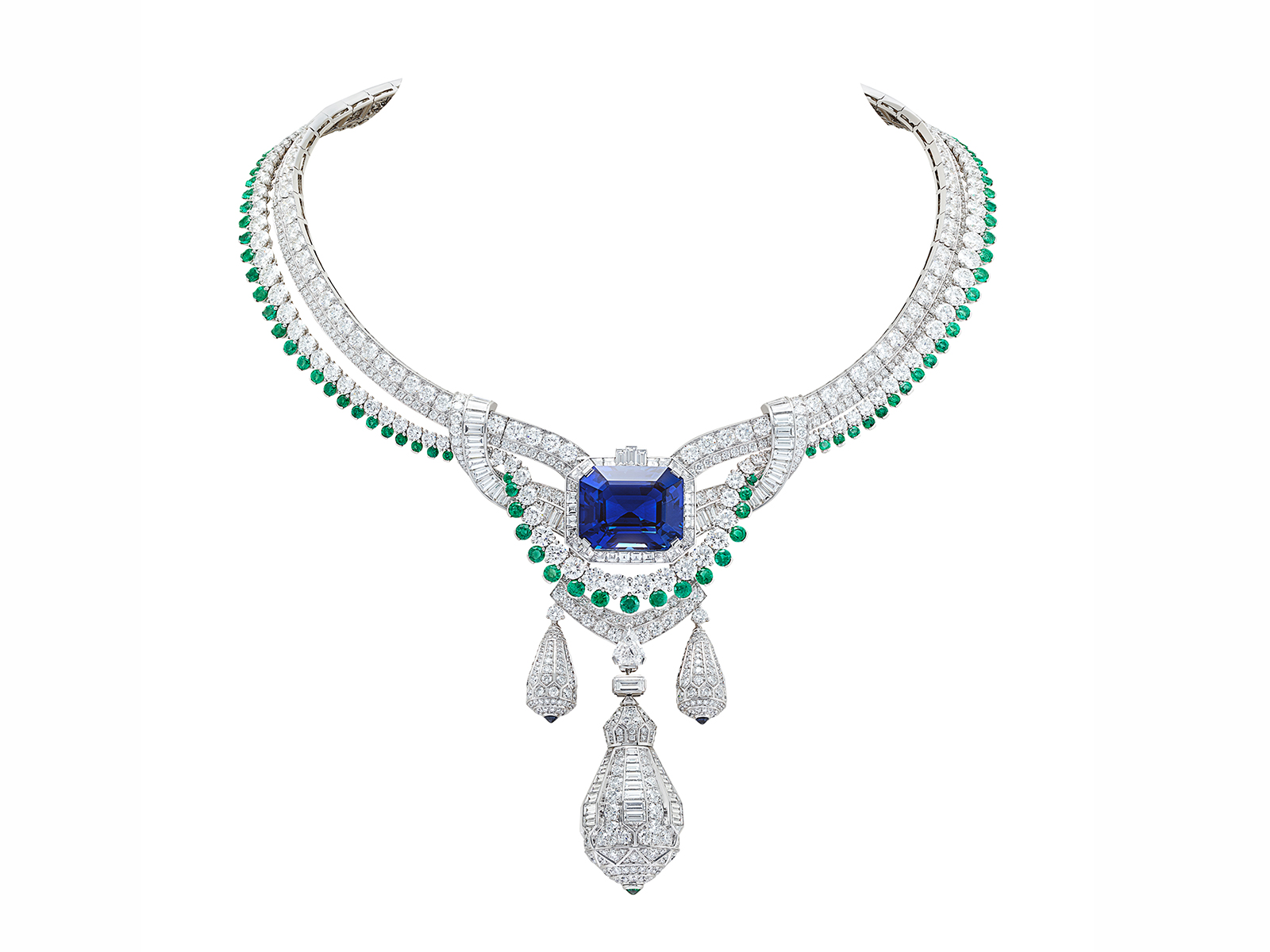 Van Cleef Amp Arpels Reveals Its New High Jewellery
