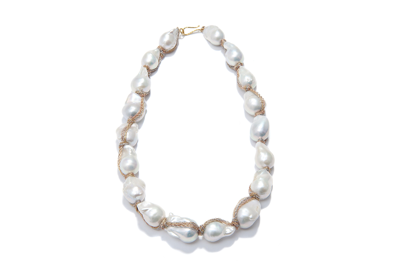 Trend: Unusual pearl jewellery designs featuring a variety
