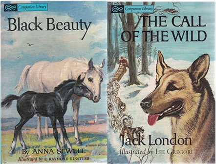 Image result for black beauty and the call of the wild