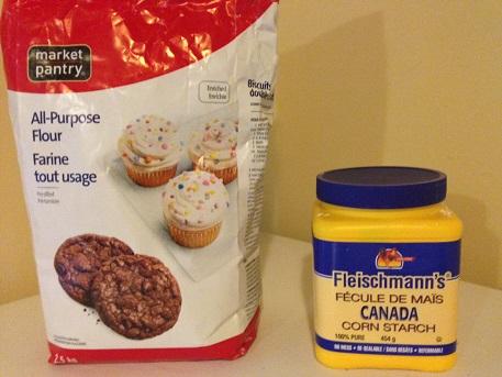 Cake Flour Substitute   Kate's Cuisine